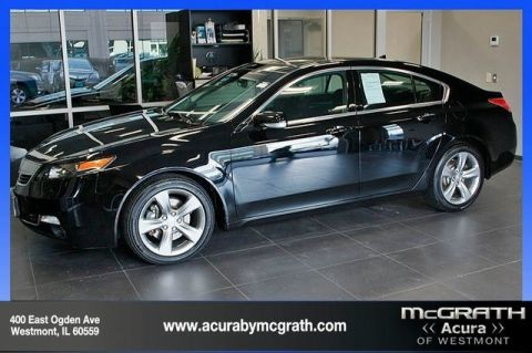 Certified Used Acura TL SH-AWD with Technology Package