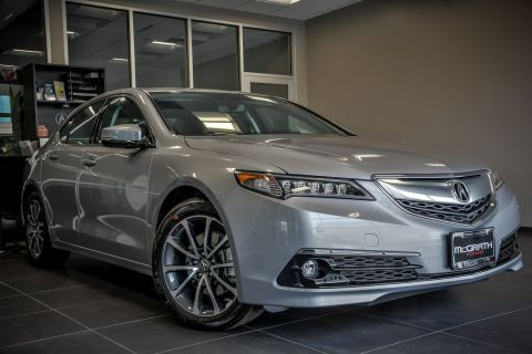 New 2017 Acura TLX 3.5 V-6 9-AT SH-AWD with Advance Package With Navigation & AWD