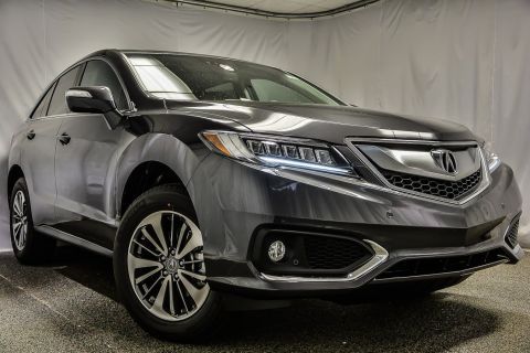 New 2017 Acura RDX AWD with Advance Package With Navigation & AWD