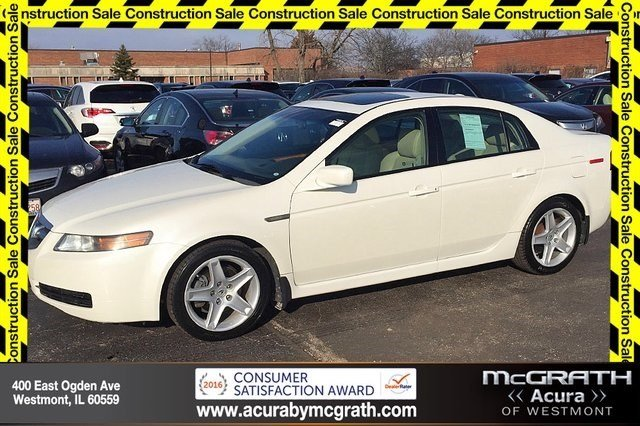 Used Acura TL Base