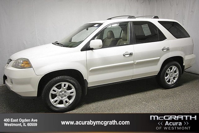 Used Acura MDX Touring