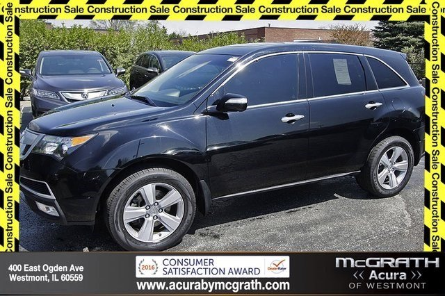Certified Used Acura MDX Tech Pkg