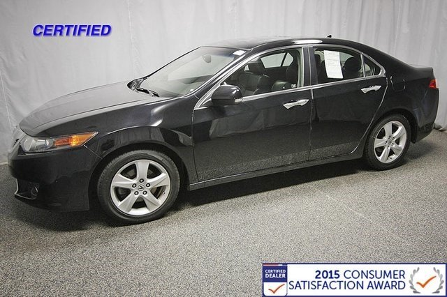 Certified Used Acura TSX 2.4